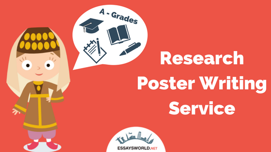 Our Research Poster Writing Service: Most Significant Pieces of Info