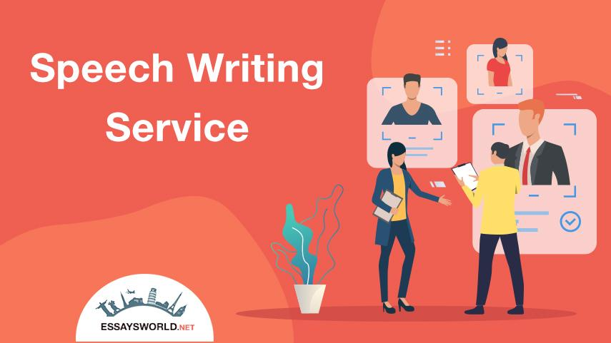 You Will Find the Best Speech Writing Services at EssaysWorld.net!
