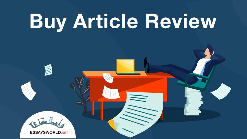 Buy article review