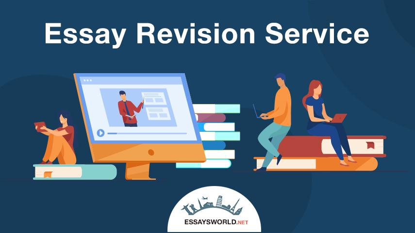 Essay Revision Service from Expert Service