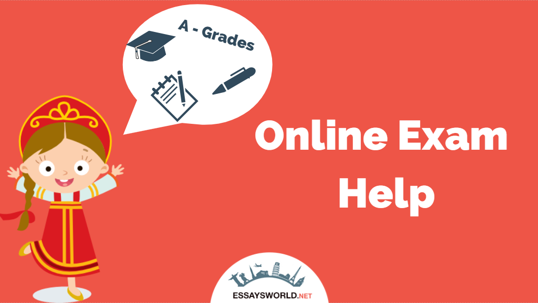 Ask for Online Exam Help to Complete Your Course Successfully