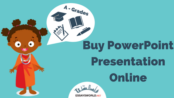 Buy PowerPoint Presentation Online from Exceptional Writing Service