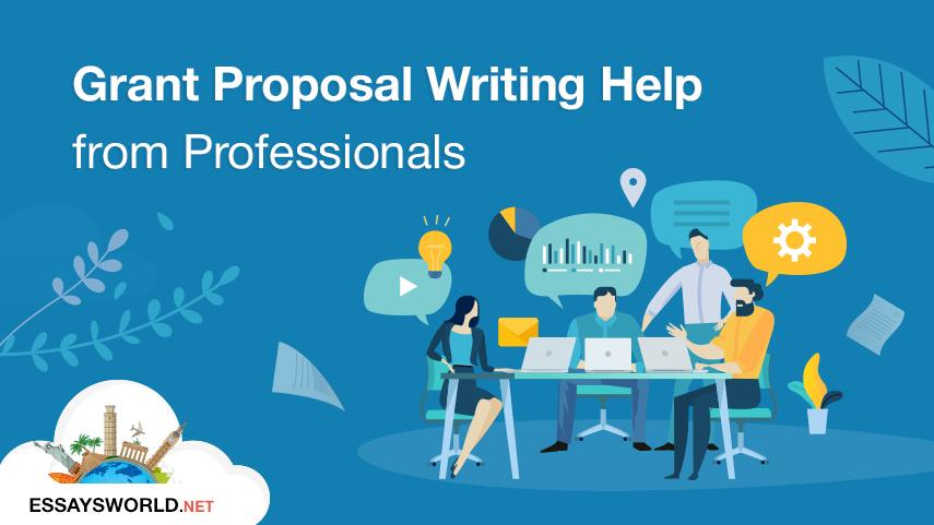 Grant Proposal Writing Help from Professionals