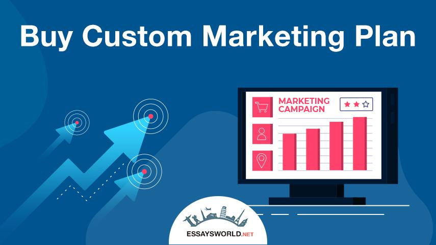 Buy a Custom Marketing Plan from an Awesome Company