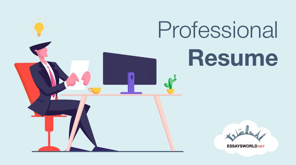 Professional Resume Writing Service – Enjoy!