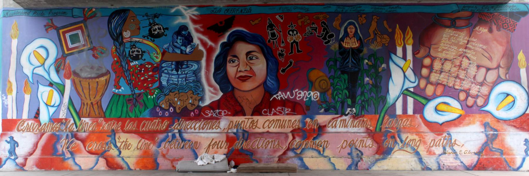 Indigenism in the Mexican Mural Movement