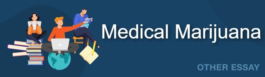 Medical Marijuana Research Proposal Sample