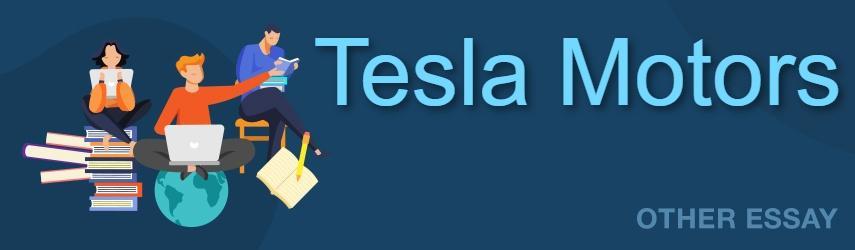 Tesla Motors - SWOT Analysis