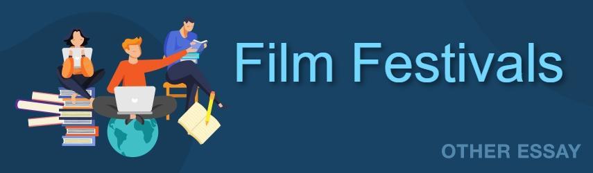 Organization of Film Festivals