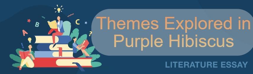 """Novel Chimamanda Ngozi Adichie's """"Purple Hibiscus"""""""