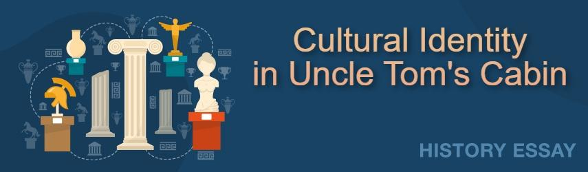 Cultural Identity in Uncle Tom's Cabin | EssaysWorld.net