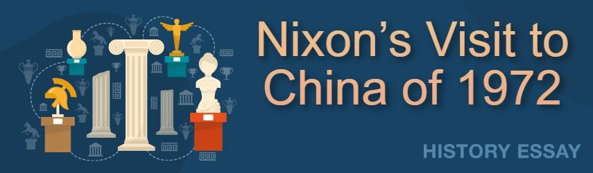 Nixon's Visit to China of 1972 to Mao Zedong Counterpart