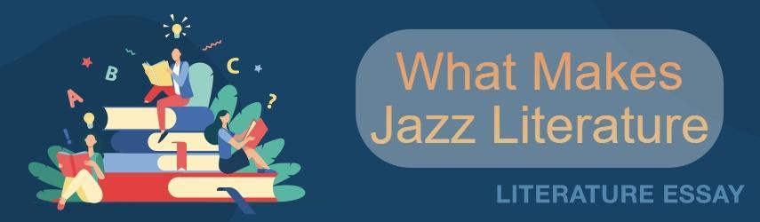 Jazz Literature