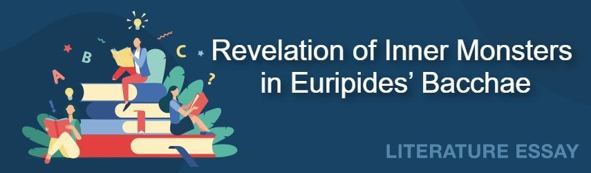 "Euripides' ""Bacchae"""