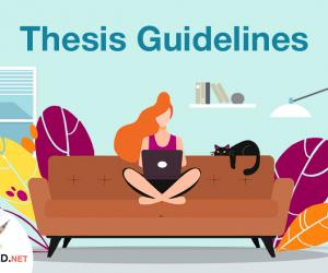 Comprehensive Thesis Guidelines for Students