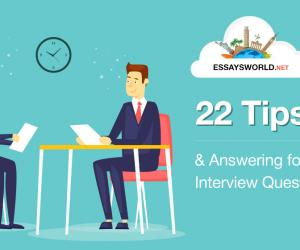 22 Tips & Answering for Tough Interview Questions