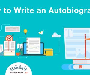 How to Write an Autobiography?